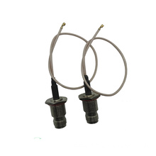 TNC jack coaxial cable assembly